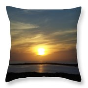 Sunset 0031 Throw Pillow
