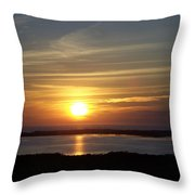 Sunset 0035 Throw Pillow