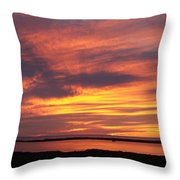 Sunset 0037 Throw Pillow