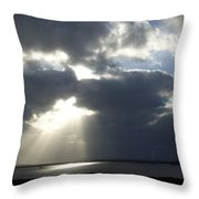 Sunset 0041 Throw Pillow