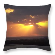 Sunset 0047 Throw Pillow