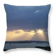 Sunset 0048 Throw Pillow