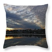 Sunset #23 Throw Pillow