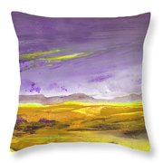Sunset 30 Throw Pillow