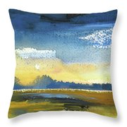 Sunset 31 Throw Pillow