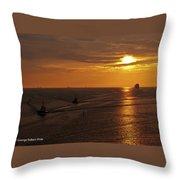 Sunset - 34 Throw Pillow