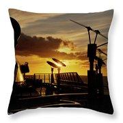 Sunset - 39 Throw Pillow