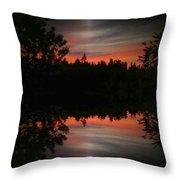 Sunset  4 Throw Pillow