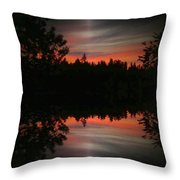 Sunset  4 Throw Pillow