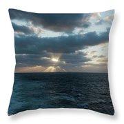 Sunset - 40 Throw Pillow