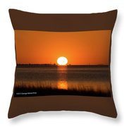 Sunset - 43 Throw Pillow