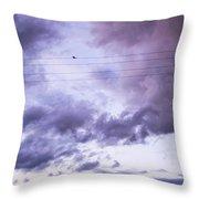 Sunset #6 Throw Pillow