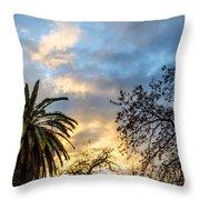 Sunset - A Natural Wonder Throw Pillow