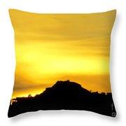 Sunset Cabo 2 Throw Pillow