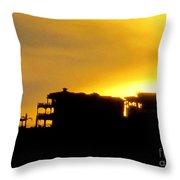 Sunset Cabo 3 Throw Pillow