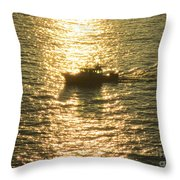 Sunset Cabo 5 Throw Pillow