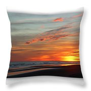 Sunset Complete Throw Pillow