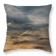 Sunset Creve Coeur Lake St Louis Mo 1x2 Ratio Img_5073 Throw Pillow
