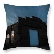 Sunset Depot Throw Pillow