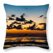 Sunset Dreams Throw Pillow