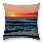 Sunset For Mia H A Throw Pillow