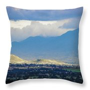 Sunset Light 1 Throw Pillow