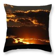 Sunset M 106 Throw Pillow