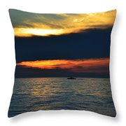 Herring Cove #14 Throw Pillow