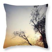 Sunset3 Throw Pillow