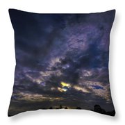 Sunseticus Dramaticus Throw Pillow