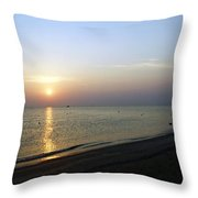 Sunshine1 Throw Pillow