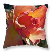 Sunstruck Throw Pillow