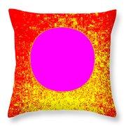 Suntrail Throw Pillow by Eikoni Images