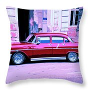 Super Clean Throw Pillow