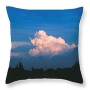 Super Cloud Throw Pillow
