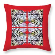 Super Fly Throw Pillow