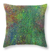 Super Star Clusters Universe #539 Throw Pillow