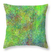 Super Star Clusters Universe #542 Throw Pillow