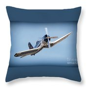 Super Wings For Bob Throw Pillow