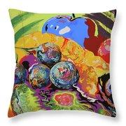 Supercalifragilistic Throw Pillow