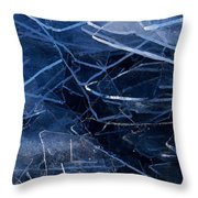 Superior Ice Throw Pillow