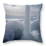 Superior March Day Throw Pillow