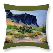 Supperstition 3 Throw Pillow