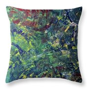 Surface Of Three-4 Throw Pillow