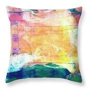 Surface Vector Throw Pillow