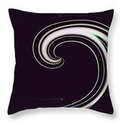 Surfs Up 1 Throw Pillow
