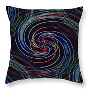 Surfs Up 2 Throw Pillow