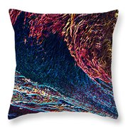 Surfs Up 4 Throw Pillow