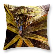 Surreal Dream Throw Pillow