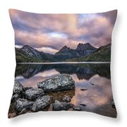 Surreal Majesty Throw Pillow